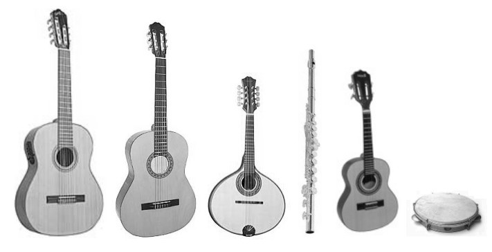 choro instruments